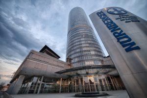 Business Tower Nürnberg Verischerung